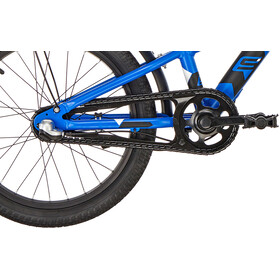 s'cool XXlite 18 alloy blue/black matt